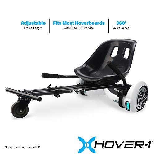 Hoverboard Seat Attachement