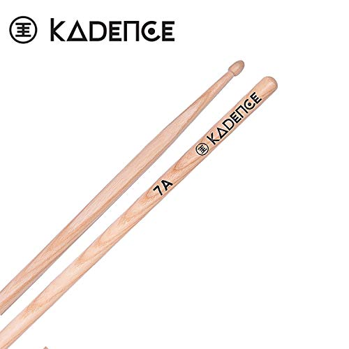 Kadence Drum Stick Hickory Wooden Tip 7A