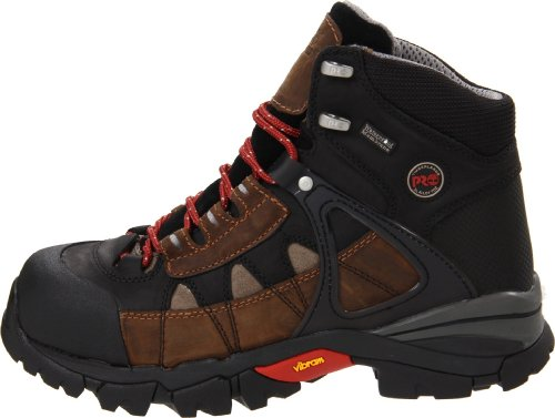 Timberland PRO Men's Hyperion WP XL ST BROWN-M, 9.5 W US