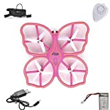 3 SENSING MODES : It has three modes of operations - Smart Watch, Gravity Sensing, and Remote Control DRONE FOR GIRL : Let your Girl child also play with drone and enjoy her playing with her friends CATCH YOU IF YOU CAN CONCEPT : It's sensor let you ...