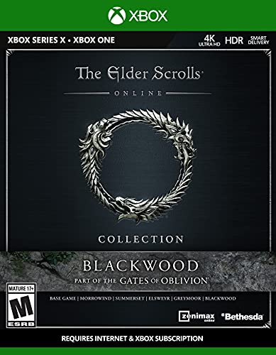 Elder Scrolls Online Collection: Blackwood - Xbox One