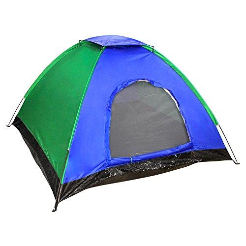 Tente Camping Prot UVA 4 Personnes réf : 52739 (200 x 200 x 135 cm)
