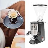 Fresadora de frijoles, molinillo de café 1.5L de gran capacidad para utensilios de cocina(negro, Rosa)