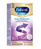 Enfamil Vitamins Infant Probiotics Dual Probiotics Drops (8.7mL in a Bottle) Support Your Baby's Immune and Digestive Health (21 Day Supply)