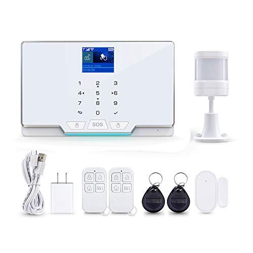 Alarma para casa WiFi y GSM Smart Life AZ040