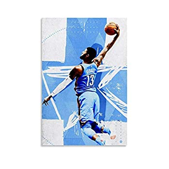 Paul George Dunk Poster Decorative Painting Canvas Wall Art Living Room Posters Bedroom Painting 16x24inch 40x60cm