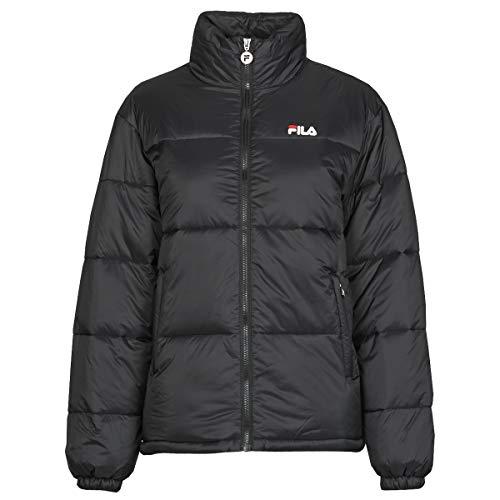 FILA Damen Women SUSI Puff Jacket, Black, S
