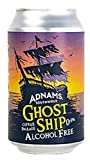 24x Adnams Alcohol Free Ghost Ship 330ml Pale ale Beer 0.5%