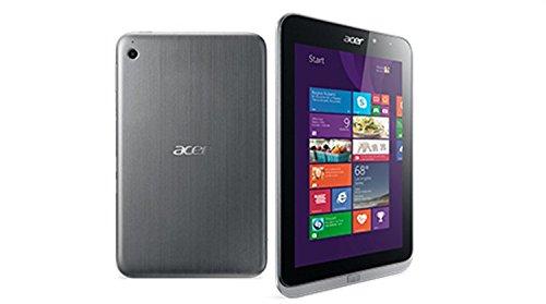Acer Iconia NT.L36GEK.004 8.1-inch Tablet (Intel Inside Baytrail Z3740 1.8GHz, 2GB RAM, 64GB Memory, Wi-Fi, Windows 8.1 Pro)