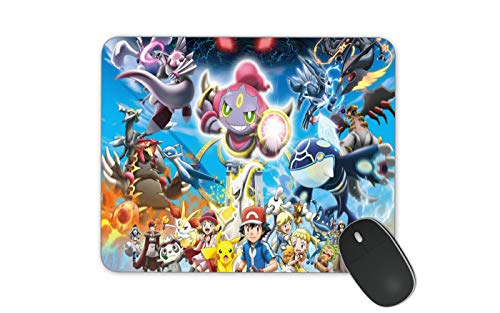 Pokemon Mouse Pad for Kids Office Mouse Pad HD Printed Mouse Pad Large Mouse Pad (Pokemon)