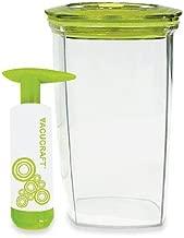 vacuum seal fresh juice