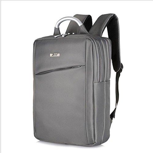 beibao shop Backpack -Laptop Backpack Sacs à Dos pour Ordinateur Portable Nylon 15 Pouces Business/Work/Travel Ultra-léger, Grey