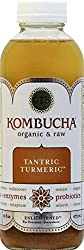 GTs Enlightened Synergy Organic and Raw Kombucha, Tantric Turmeric, 16 oz