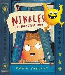 Nibbles the Monster Hunt