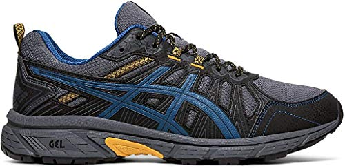 ASICS Men's Gel-Venture 7 Running Shoes, 9M, Metropolis/Black