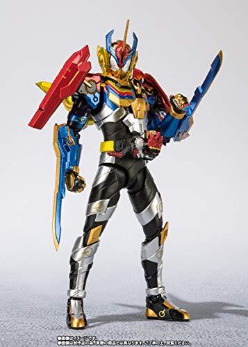 Bandai Tamashii Nations S.H. Figuarts Kamen Rider Grease Perfect Kingdom Kamen Rider Build Action Figure