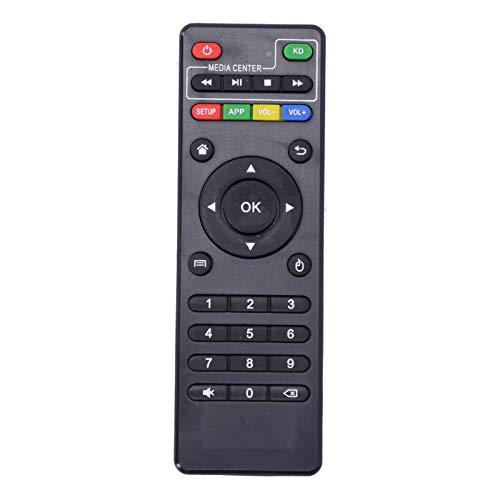 214 Reemplazo del Controlador de Control Remoto de TV Box, Adecuado para Android x96 / x96 Mini / x96w, hasta 10 m / 33 pies de Distancia de Control