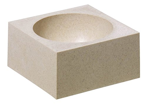 Durable 774316 Briefklammernspender Paperclip Box Cubo Eco, 1 Stück beige