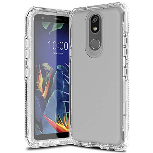 LG Solo LTE Clear Transparent Case by Leptech