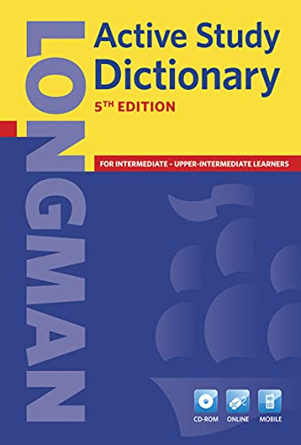 Longman Active Study Dictionary 5th Edition CD-ROM Pack [Lingua inglese]