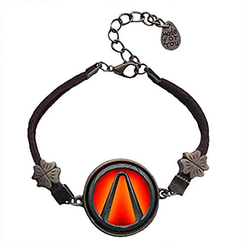 Handmade Fashion Jewelry Symbol Borderlands Vault Bracelet Pendant Cosplay
