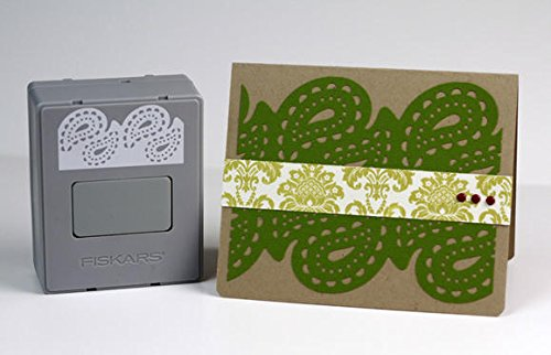 Fiskars Crafts Perfectly Paisley AdvantEdge Border Punch Refill Cartridge, Large Photo #5