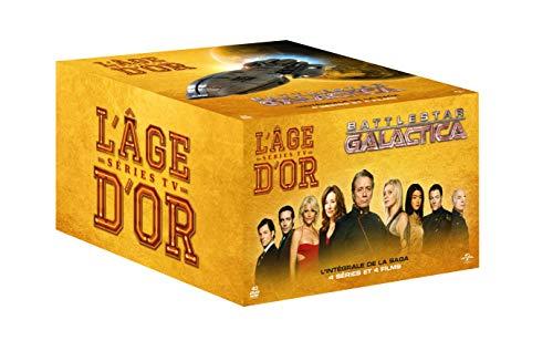 Battlestar Galactica - L'intégrale ultime [Francia] [DVD]