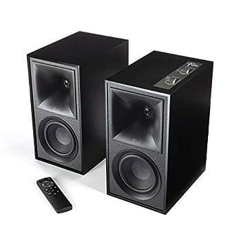 Klipsch The Fives Powered Speaker System  Matte Black