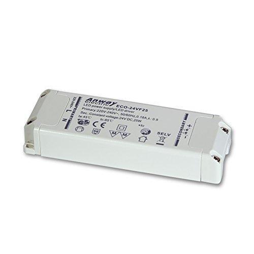 ANWAY LED Treiber ECO-24VF25 25W/CV/24V