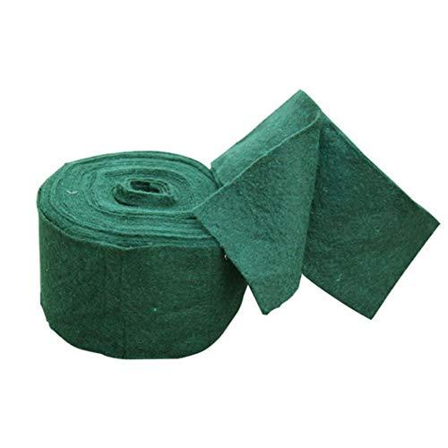 Jycra Bandage de protection pour arbre, protège les plantes de l'hiver - Bandage de protection contre les intempéries, maintient au chaud et hydrate - 20 m