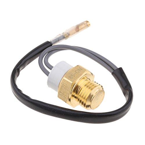 IPOTCH Sensor de Temperatura Del para Suzuki BANDIT 250
