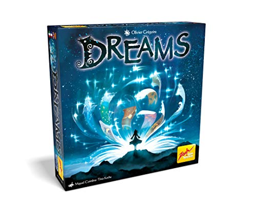 Zoch 601105094 Dreams, Brettspiel