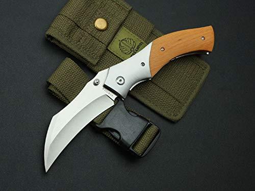 FARDEER Knife Cuchillo de caza al aire...