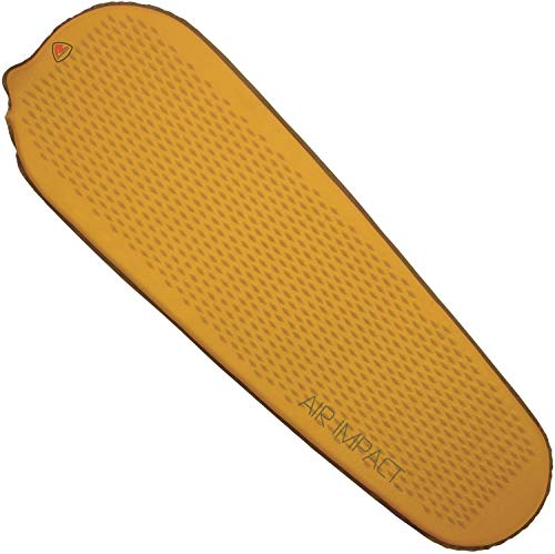 Robens Unisex– Erwachsene Air Impact Matte, braun, 3,8 cm