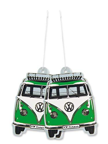 PU Frente//Rojo/&Beige BRISA VW Collection Volkswagen Furgoneta Hippie Bus T1 Van Bolso de hombro de polipiel Accesorio de moda para Viaje//Regalo//Souvenir Bolsa bandolera Vintage