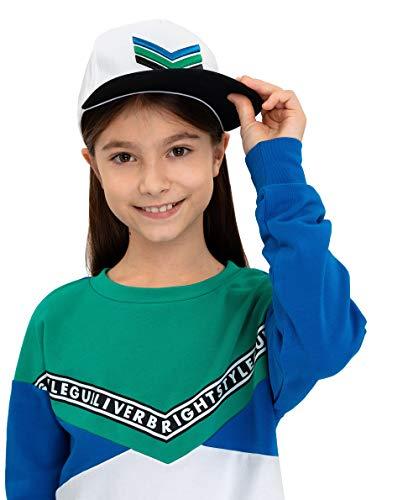 GULLIVER Gorra de Béisbol Cap para Niña Primaveral