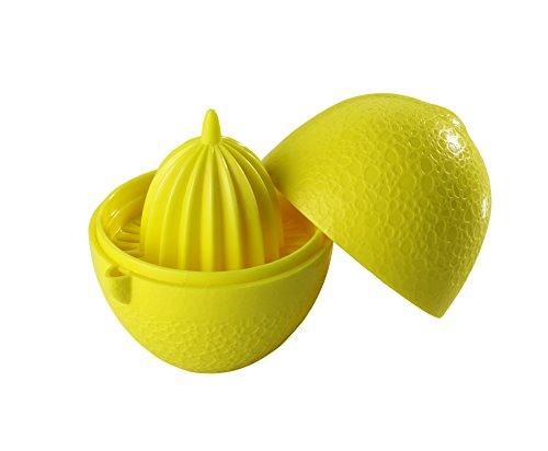 Wenko 86560500 Zitronen-Presse Entsafter, 8 x 10 x 7,5 cm