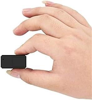 Balscw-Z Micro rastreador de GPS, Mini rastreadores de GPS portátiles en Tiempo Real para vehículos antirrobo Ocultos con ...