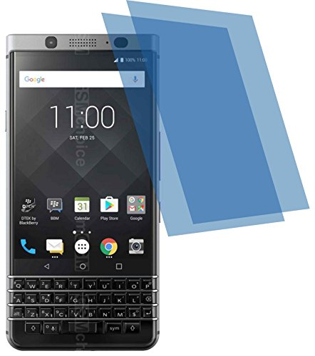4ProTec I 2X GEHÄRTETE ANTIREFLEX matt 3D Touch Schutzfolie für BlackBerry KEYone Displayschutzfolie Schutzhülle Bildschirmschutz Bildschirmfolie Folie