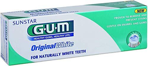 GUM Original White Zahncreme 75ml, 6er Vorteilspack (6x 75ml)