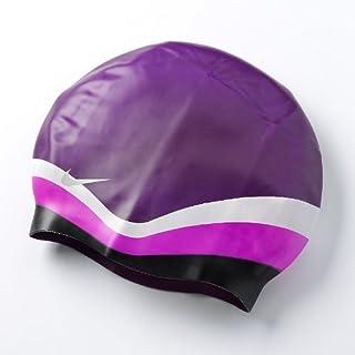 ba0d2fa9 Nike Silicone Color Swirl Swim Cap