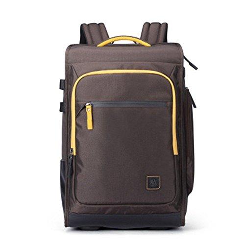 Leon's winkel rugzakken, vierkante rugzak, business casual, schoudertas, laptoptas, studententas