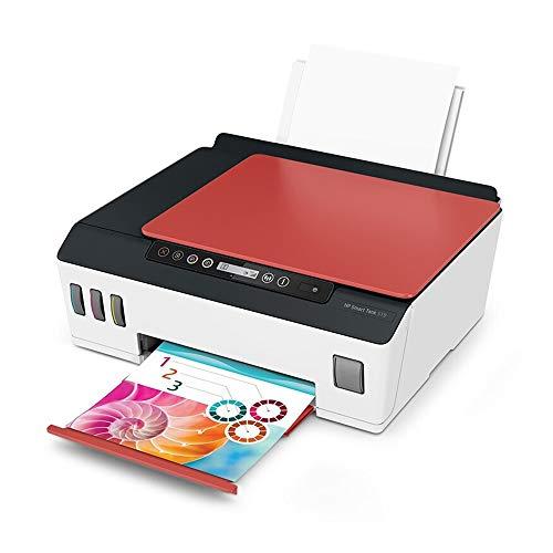 Draagbare printer, Afdrukken in kleur, Kopiëren, Scannen, Thuis/Student/Klein kantoor Mobiele telefoon Draadloze 3-in-1 kleurenprinter, A4 multifunctionele inkjetfoto