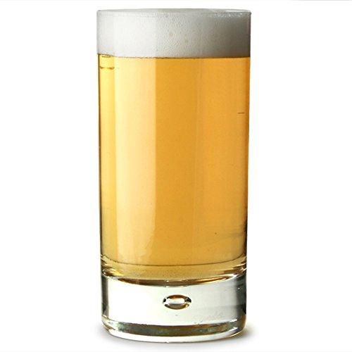 Durobor 347/34 Disco boisson longue verre 340ml, 6 verre, sans repère de remplissage
