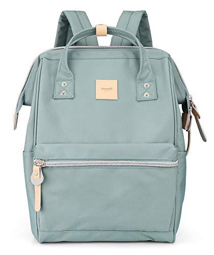 Himawari Laptop Backpack Travel Backpack With USB Charging Port Large Diaper Bag Doctor Bag School Backpack for Women&Men (Himawari Travel Backpack .6 Inch Laptop(1881-SL)