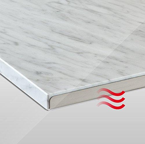 Granotech® Marmor-Infrarotheizung / 400 Watt Carrara - 2