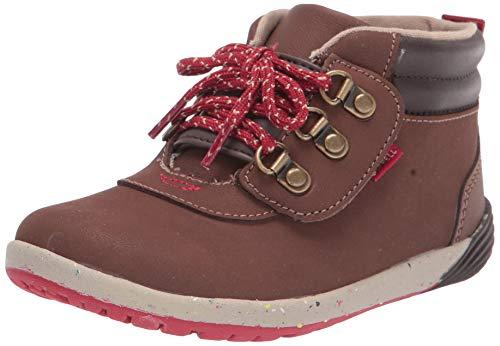 Merrell Bare Steps Boot 2.0, Brown, 8 Wide US Unisex Little_Kid