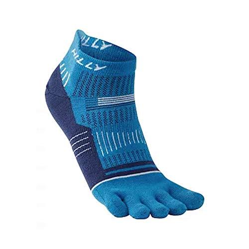 Hilly Clothing Unisex Toe Sock – Socklet Running Socken Unisex S blau