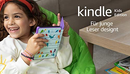 Kindle Kids Edition – mit Zugriff auf mehr als tausend Bücher, Regenbogenvögel