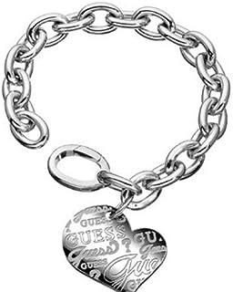 جيس اساورة من الفضة المطلي للنساء - فضي ، USB80906